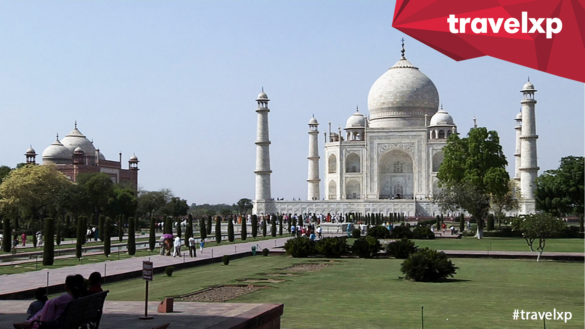 taj mahal world heritage travelxp